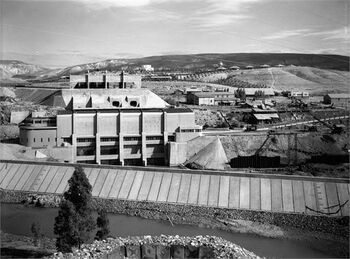 נהרים - מפעל רוטנברג, מראה כללי.-JNF044521