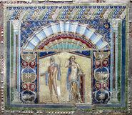 Herculaneum Neptune And Amphitrite