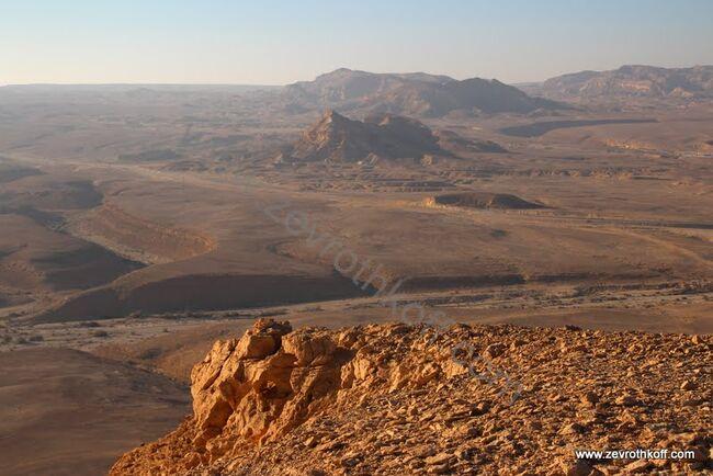 תצפית הר מרפק למערב הר ילק