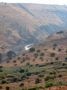 The River jordan 1