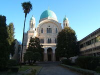 Synagogue Florence Italy
