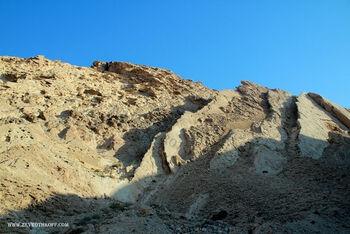 גאולוגיה 1מכתש קטן