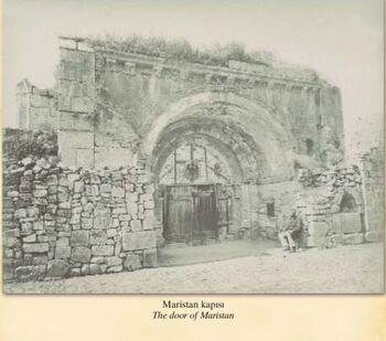 מריסטן בעיר העתיקה