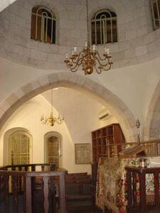 Abraham Avinu inside