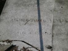 ANGELO ISSACO 1860 1845