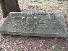 Cimiterio ebraico di pisa 567