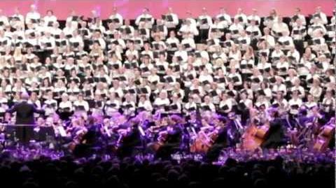 (HD) Verdi - Nabucco - Va, pensiro - Chorus of the Hebrew Slaves - Lund Choral Festival 2010-0