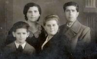 Zio elbano e zia gulia