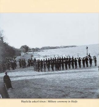 צבא טורקי בחיפה