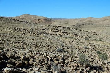 שרידים ארכיאולוגיים בנחל קציעה