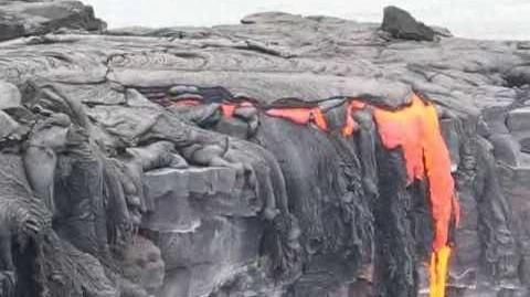 Lava_Enters_the_Pacific_Ocean_in_Hawaii