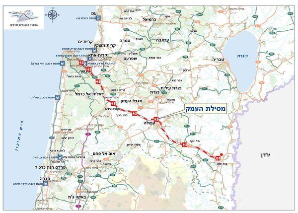 Maatz: Israel National Highway Road Company