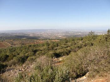 נוף הגליל 2
