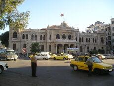 Damascus-Hejaz station