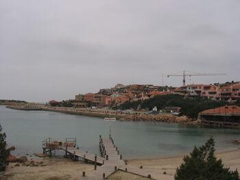 Porto Cervo Bucht