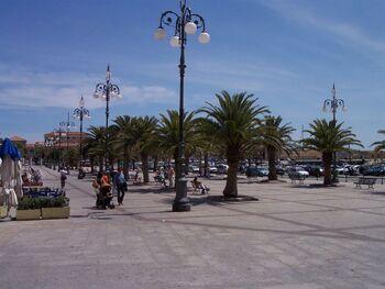 La Maddalena Plaza