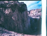 Laison Formation at south Jordan valley 2