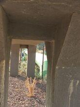 שרידי האמה המשותפת ליד דגניה