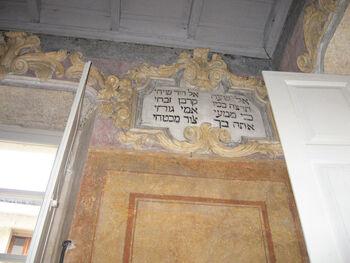 Sinagoga di Carmagnola P