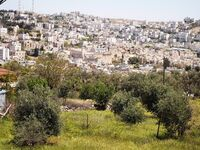 Tomb of Yiahai and Ruth view to Hevron1