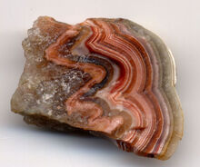 Agate banded 750pix