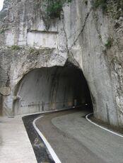 Furlo Tunnel North
