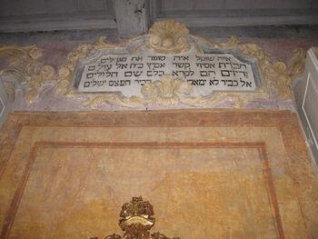 Sinagoga di Carmagnola N