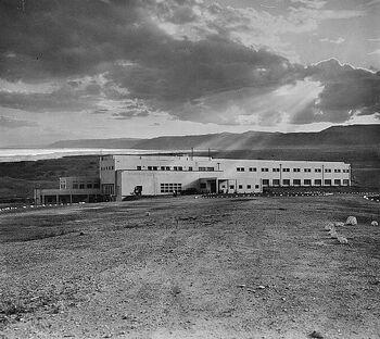 Dead Sea Kallia Hotel 1934-39