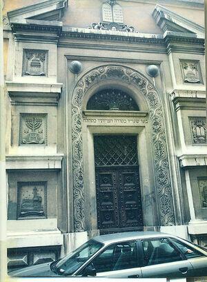 La sinagoga Siena faceta 02