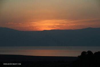 מדבר יהודה פברואר 2020 זריחה מעל מדבר יהודה