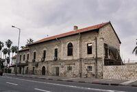 Valley train haifa station