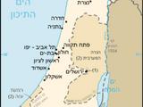 יהודה ושומרון וחבל עזה