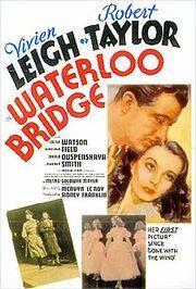 Waterloo Bridge (1940 film) poster.jpg