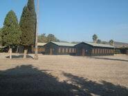 Atlit barracks