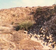 Sulfur Quarry of Beeri 1980 08