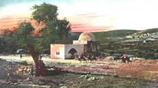 Rachel Tomb c1910