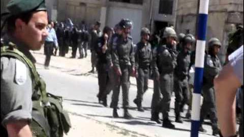 Expulsion from Beit HaMachpela-גירוש מבית המכפלה