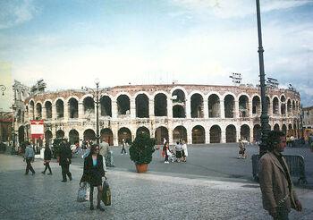 Verona amfithetron