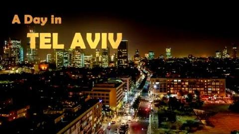 A Day in Tel Aviv - Timelapse Movie-2