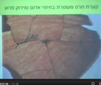 כלי חרס מתקופת דוד המלך