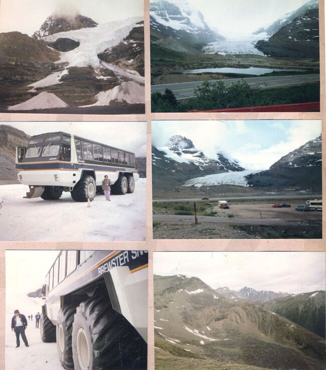 Columbia Icefield Area and the Athabasca Glacier.jpg