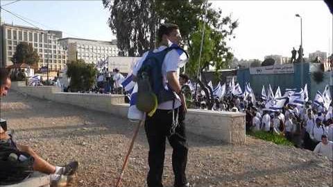 """ריקוד_דגלים_יום_ירושלים-_The_""""Flag_Dance""""_on_Jerusalem_Day"""