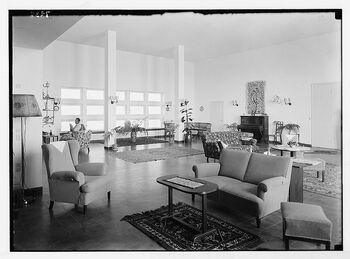 Dead Sea Kallia Hotel lobby 2 1934 LOC