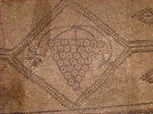Beth Alfa Synagogue Mosaic 04