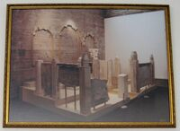 Paint of old sinagode sasia