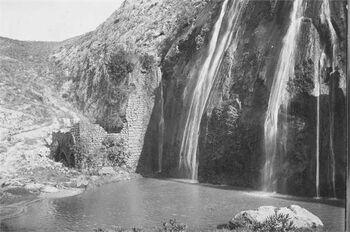 מטולה - מפלי מים-JNF003370