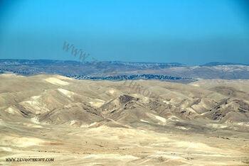 כפר אדומים ומיח'מאס באופק