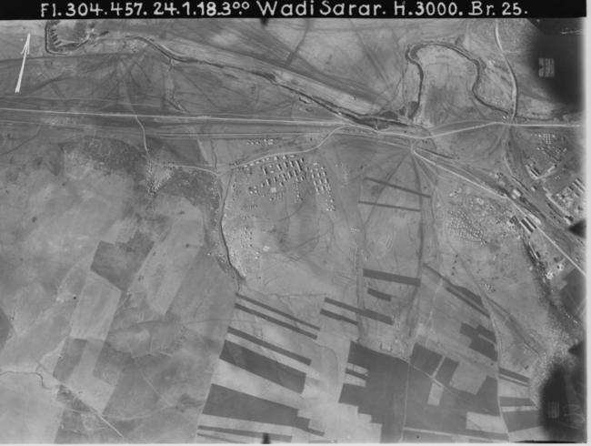 Wadi sarar 1918 a