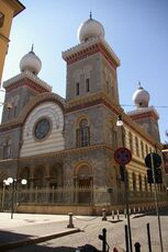 Synagogue de Turin (Torino)