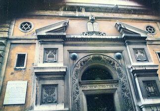 La sinagoga Siena faceta 01